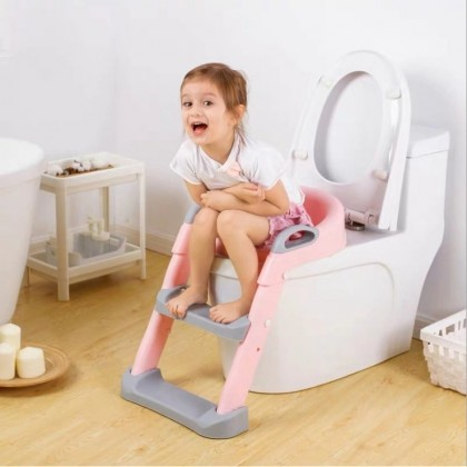 Potty Seat with Ladder