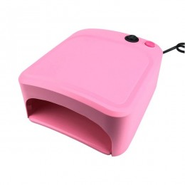 Mini 36 Watts UV Light Box with 120 sec Timer, Pink (880-488)