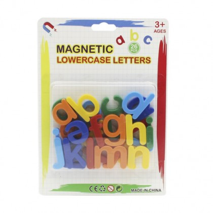 Magnetic Alphabets Letters Numbers