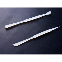 Silicone Mixing Stick, Stir Bar, Mini Scoop Spoon, 2 pcs per set (710-230)