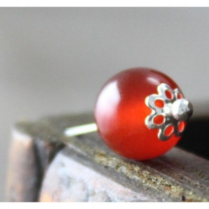 200 pcs Bead Cap, small flower, Iron, 3 Colors to chose
