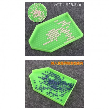 Magical Rhinestones Tray & Pen 3 pcs set