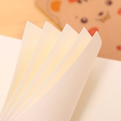 Mini Notebook Kraft Paper