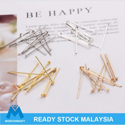 20 grams Headpin T pin for Jewellery Making, DIY Accessories