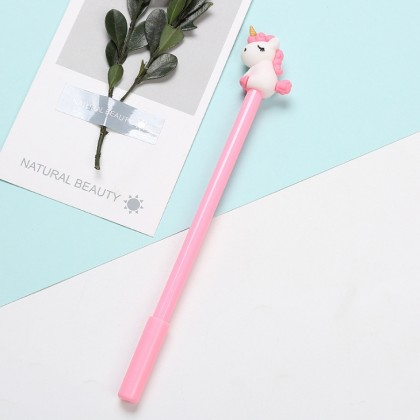 Cartoon Pen 0.5mm Black Ink Gel Pen