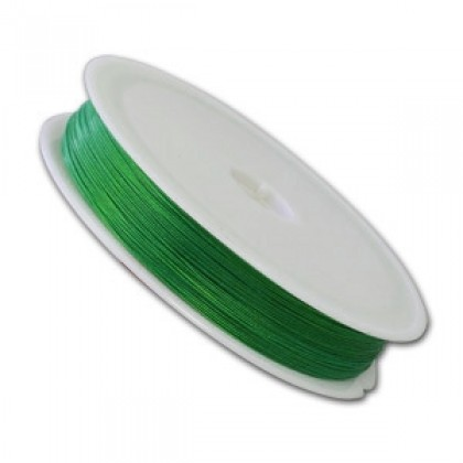 Beading Wire (Tiger Tail), 7 Strands Stainless Steel Core w/ Nylon Coated