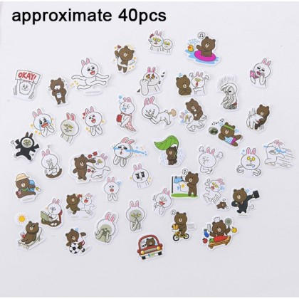Korean Stickers Pack 贴纸包